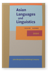 Asian Languages and Linguistics