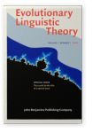 Evolutionary Linguistic Theory