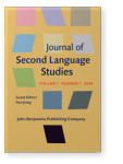 Journal of Second Language Studies