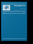 Pragmatics: Quarterly Publication of the International Pragmatics Association (IPrA)