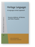 Heritage Languages. A language contact approach