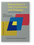 Researching L2 Task Performance and Pedagogy. In honour of Peter Skehan