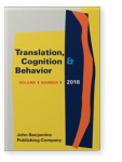 Translation, Cognition & Behavior