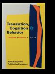 Translation, Cognition & Behavior