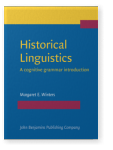 Historical Linguistics. A cognitive grammar introduction