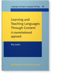 Learning And Teaching Languages Through Content A Counterbalanced Approach Roy Lyster