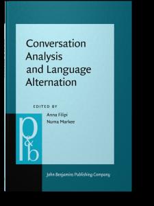 Conversation Analysis and Language Alternation: Capturing