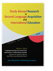 second language acquisition research articles