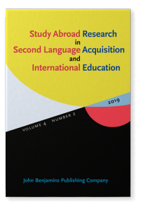 Study Abroad Research in Second Language Acquisition and
