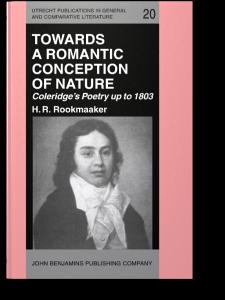 stort udvalg køber nyt købe bedst Towards a Romantic Conception of Nature: Coleridge's Poetry ...