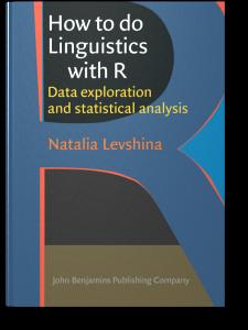 How to do Linguistics with R - Hardbound cover