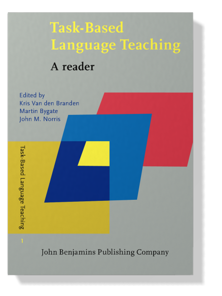 Cover of Task-based language teaching: A reader