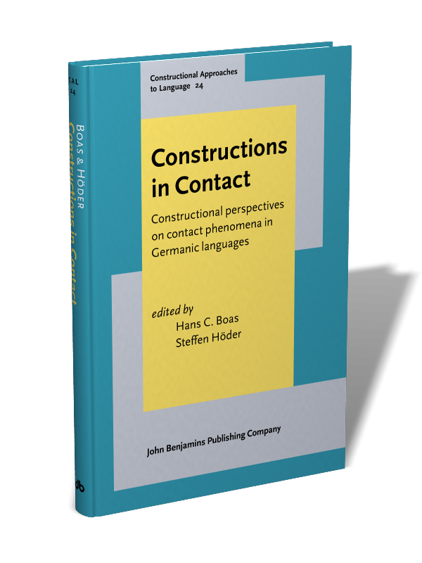 New publication: Constructions in Contact