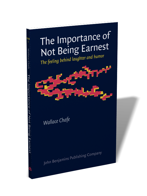The Importance Of Not Being Earnest The Feeling Behind Laughter And