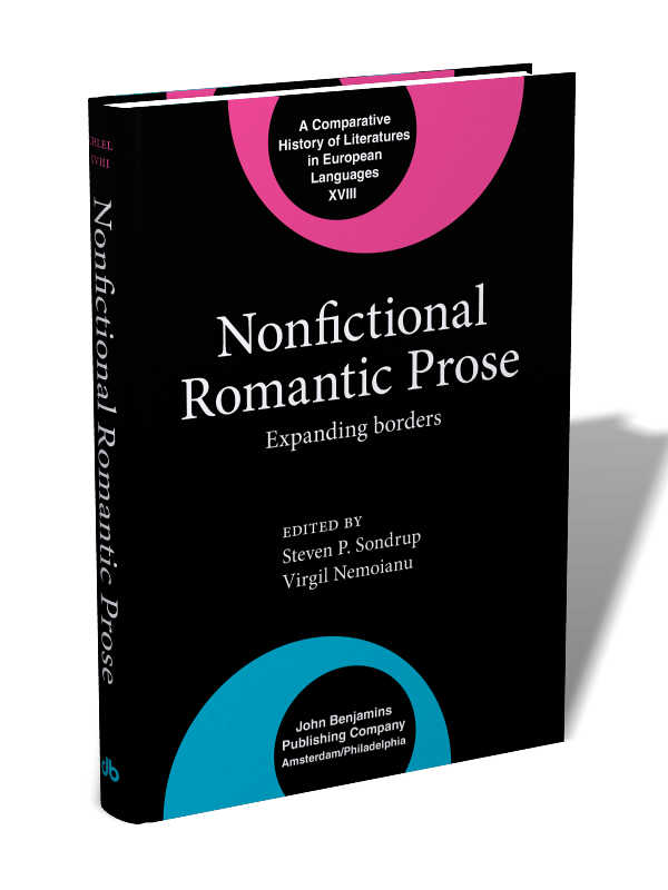 Nonfictional Romantic Prose: Expanding borders | Edited by