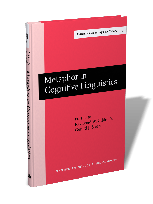 Essays On English Language Metaphor In Cognitive Linguistics Selected Papers From The Th  International Cognitive Linguistics Conference Amsterdam   Edited By  Raymond W Gibbs  Essay On The Yellow Wallpaper also Thesis Statement In Essay Metaphor In Cognitive Linguistics Selected Papers From The Th  English Essay About Environment