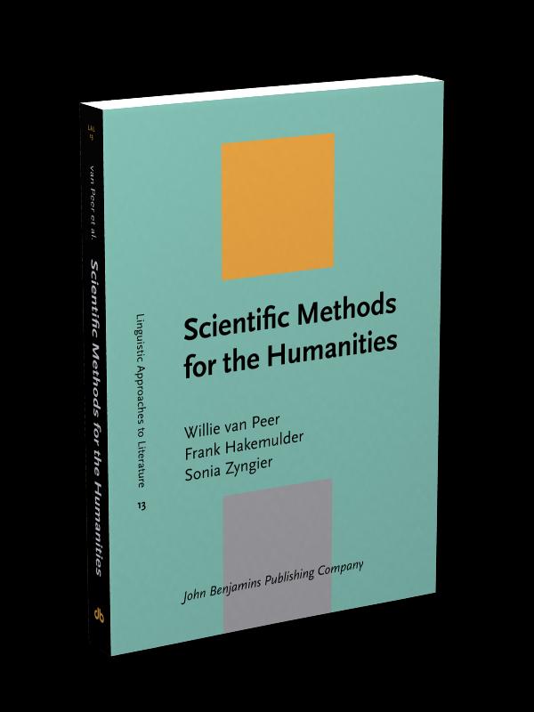 Scientific Methods for the Humanities | Willie van Peer