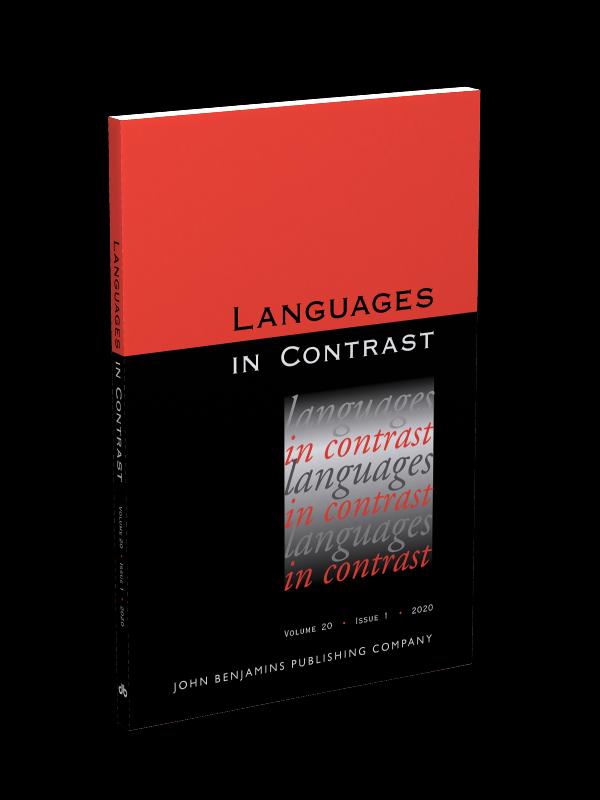stili classici 100% di alta qualità tra qualche giorno Who stole what from whom?: A corpus-based, cross-linguistic study ...