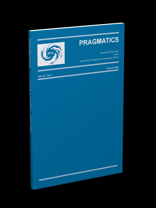 phd thesis pragmatics