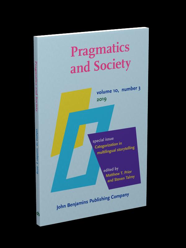 Pragmatics and Society