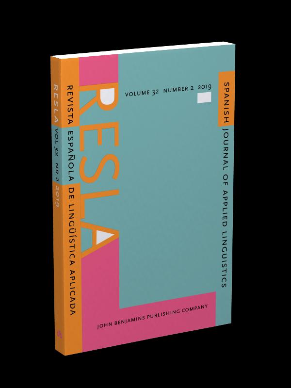 Revista Española de Lingüística Aplicada/Spanish Journal of Applied