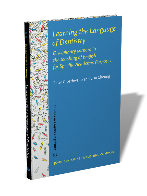 Learning the Language of Dentistry: Disciplinary corpora in the