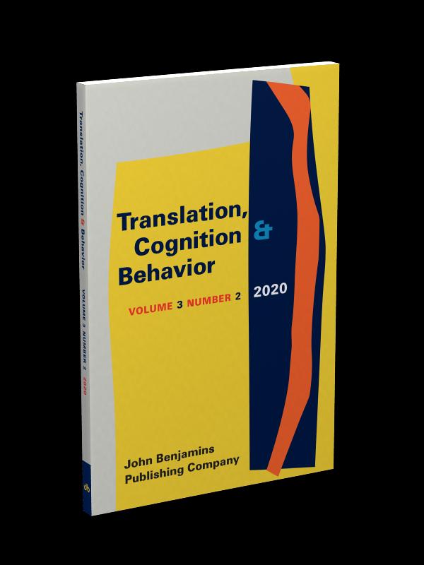 Translation Cognition Behavior