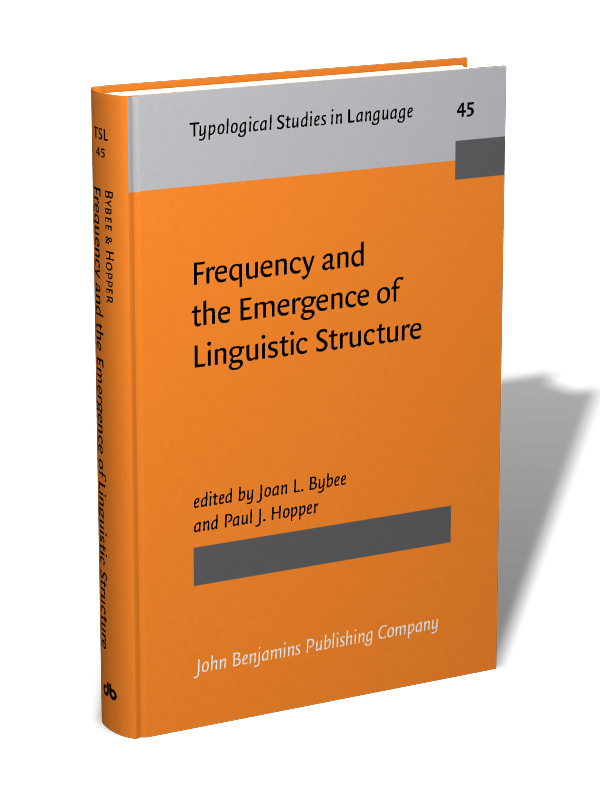 Frequency and the Emergence of Linguistic Structure | Edited