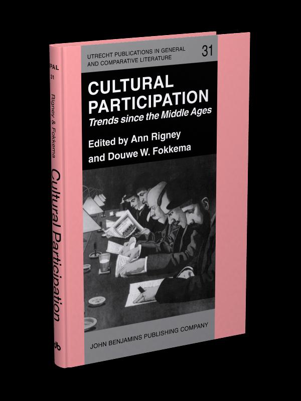 cultural participation rigney ann fokkema douwe w