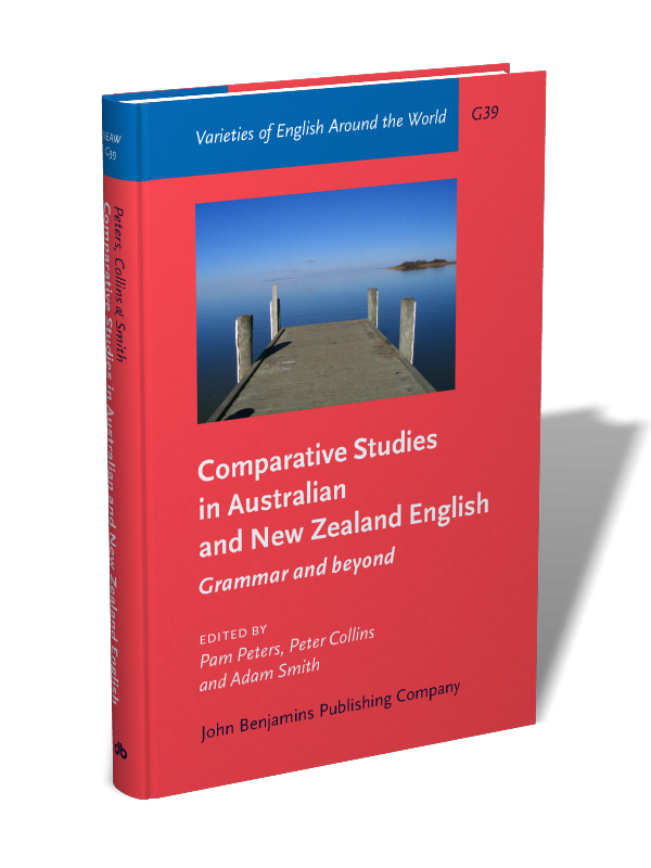 Comparative Studies in Australian and New Zealand English: Grammar