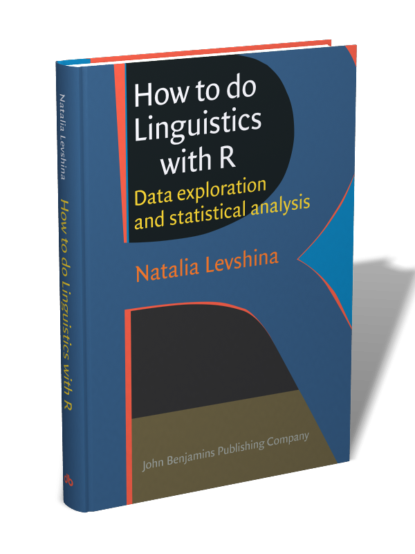 Statistics for Linguistics with R: A Practical Introduction (2nd Edition)