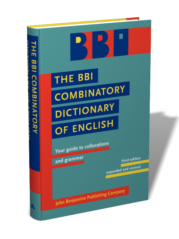 The BBI Combinatory Dictionary of English: Your guide to