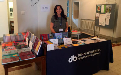 Esther Roth at ICLC conference 2017